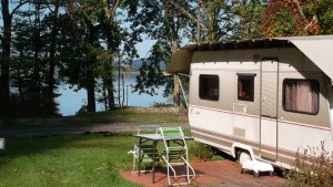 Mehrere Wohnwagen zu vermieten
